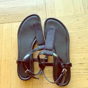 Cole Haan Thong Sandals - Barely Used! Size 7